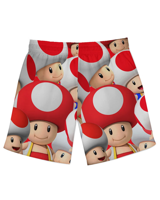 Toad Athletic Shorts