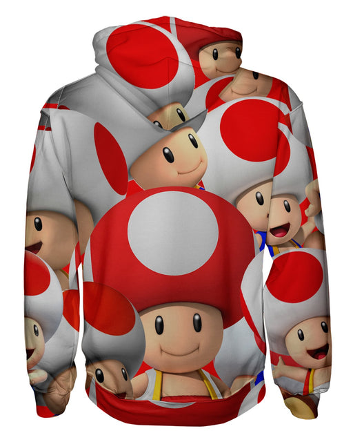 Toad Pullover Hoodie