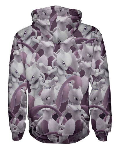 Mewtwo Pullover Hoodie