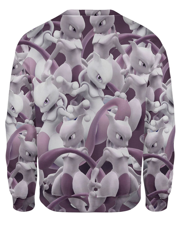 Mewtwo Women's Sweatshirt