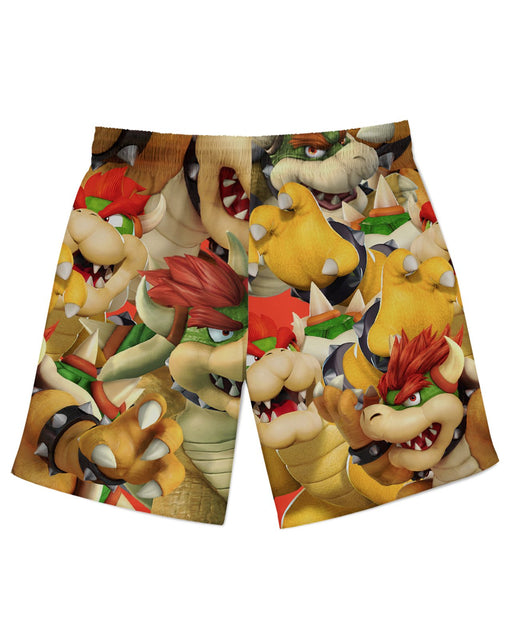 Bowser Athletic Shorts