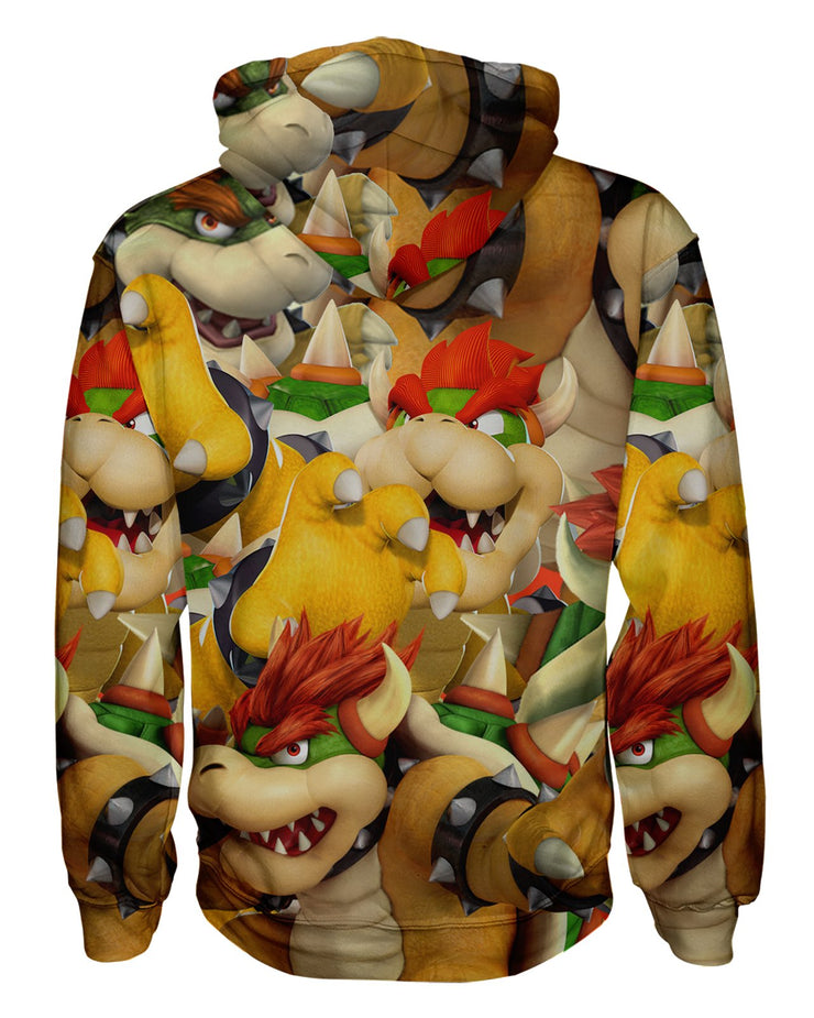 Bowser Pullover Hoodie
