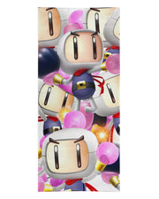 Bomberman Super Smash Bros Beach Towel