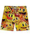 Pacman Super Smash Bros Athletic Shorts