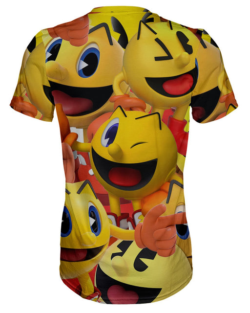 Pacman Super Smash Bros T-shirt