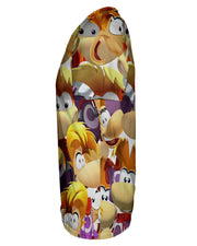 Rayman Super Smash Bros T-shirt