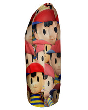 Ness Super Smash Bros T-shirt