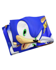 Sonic Super Smash Bros Beach Towel