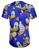 Sonic Super Smash Bros T-shirt