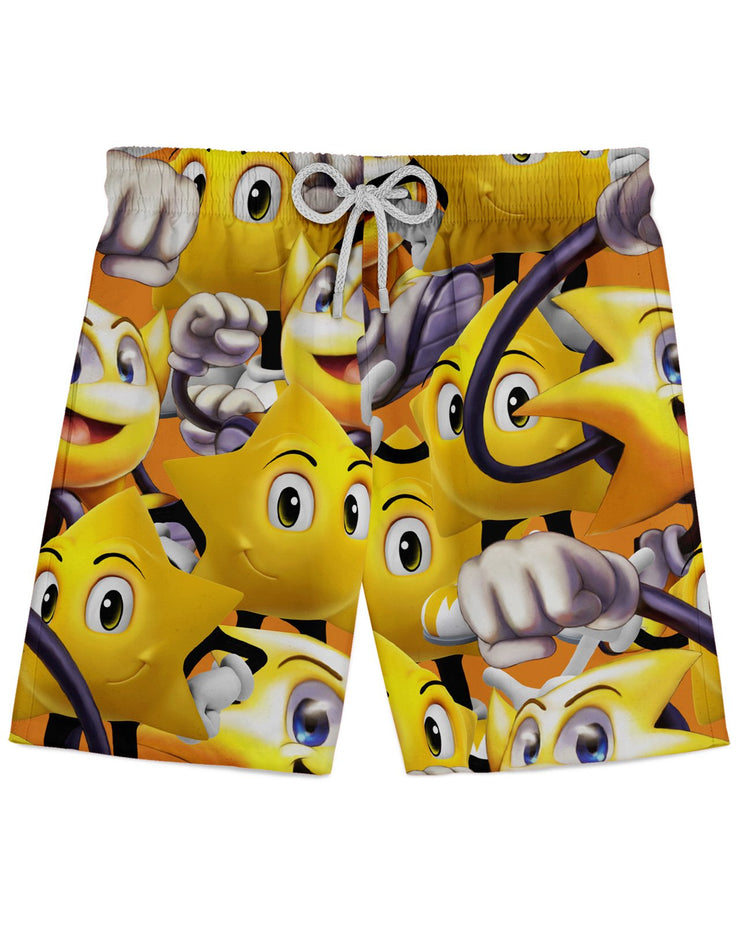 Ristar Super Smash Bros Athletic Shorts