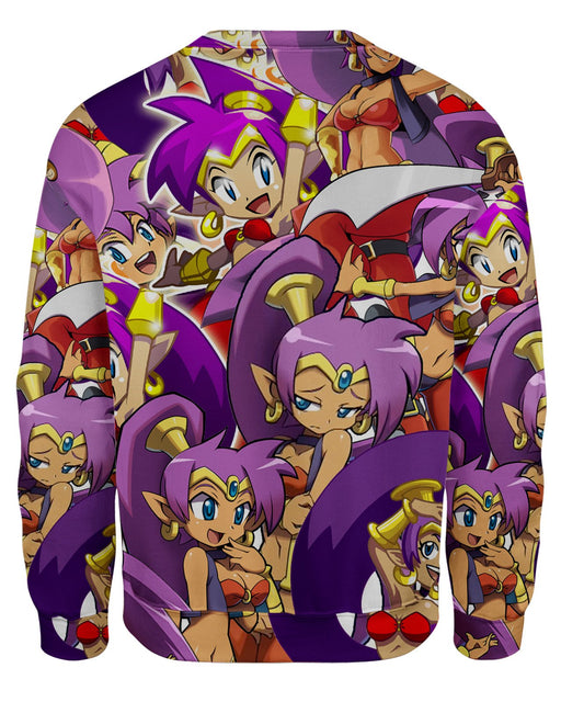 Shantae Super Smash Bros Sweatshirt
