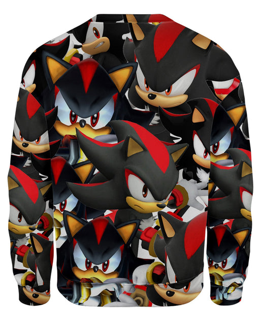 Shadow Super Smash Bros Sweatshirt