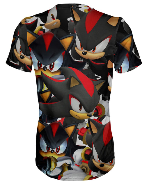 Shadow Super Smash Bros T-shirt