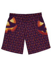 Jack O Lantern Athletic Shorts