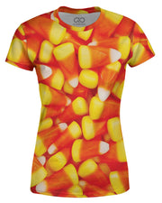 Candy Corn Women's T-shirt