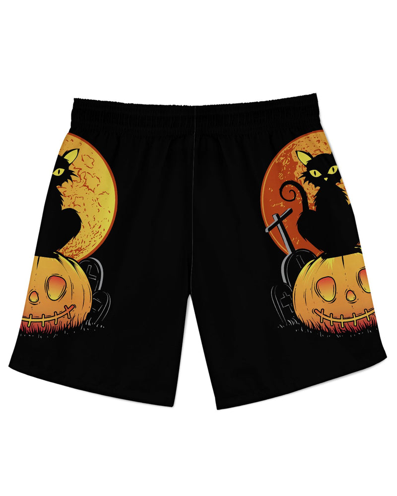 Chat Noir Athletic Shorts