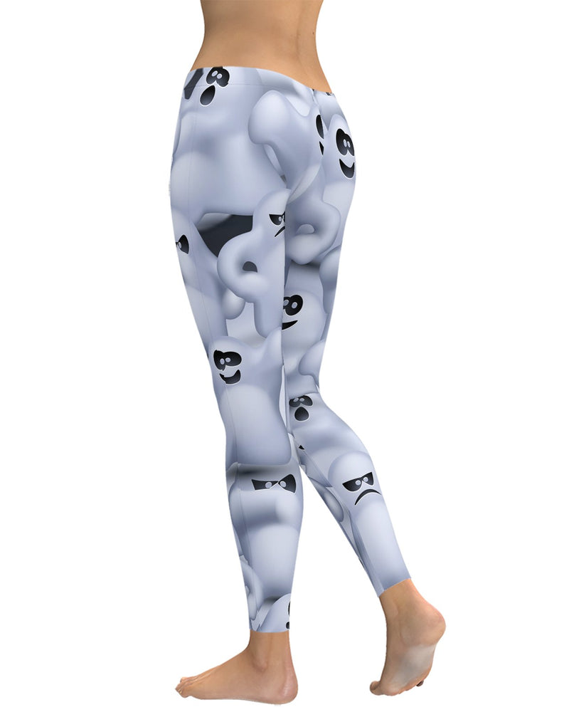 Ghost Toon Leggings