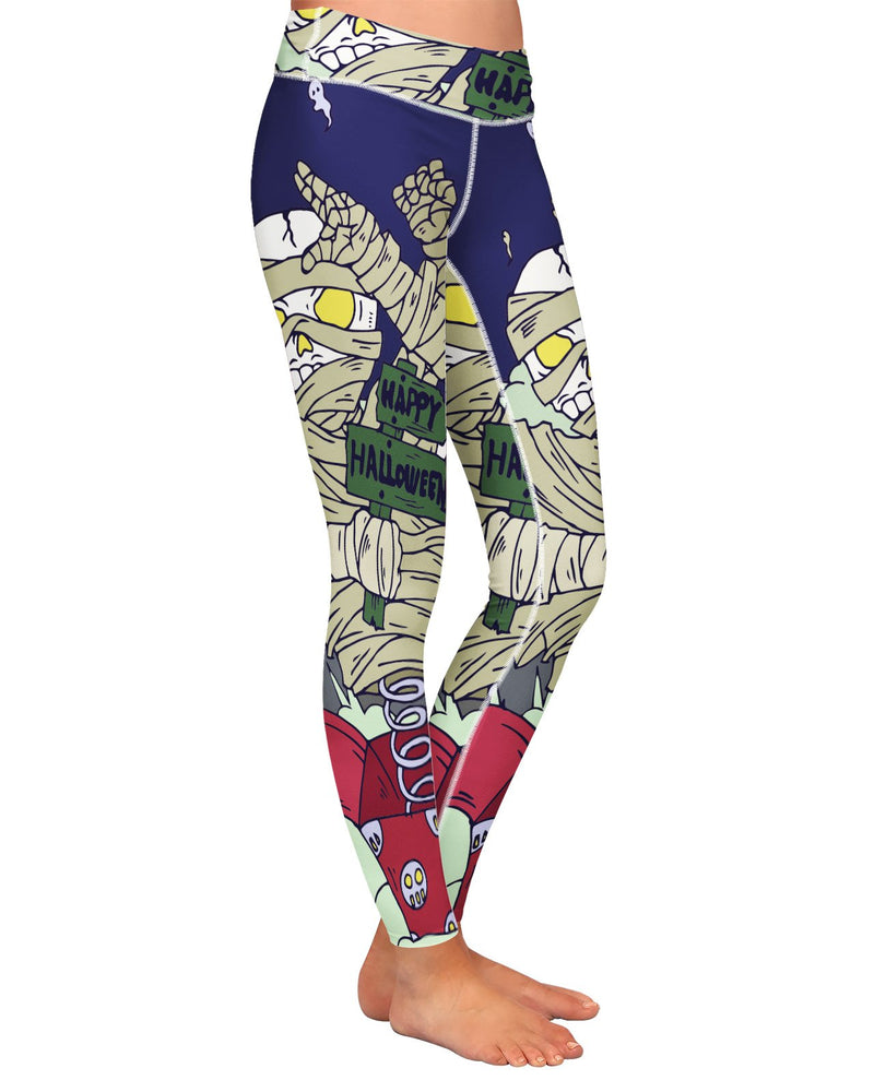 Mummy Box Yoga Leggings