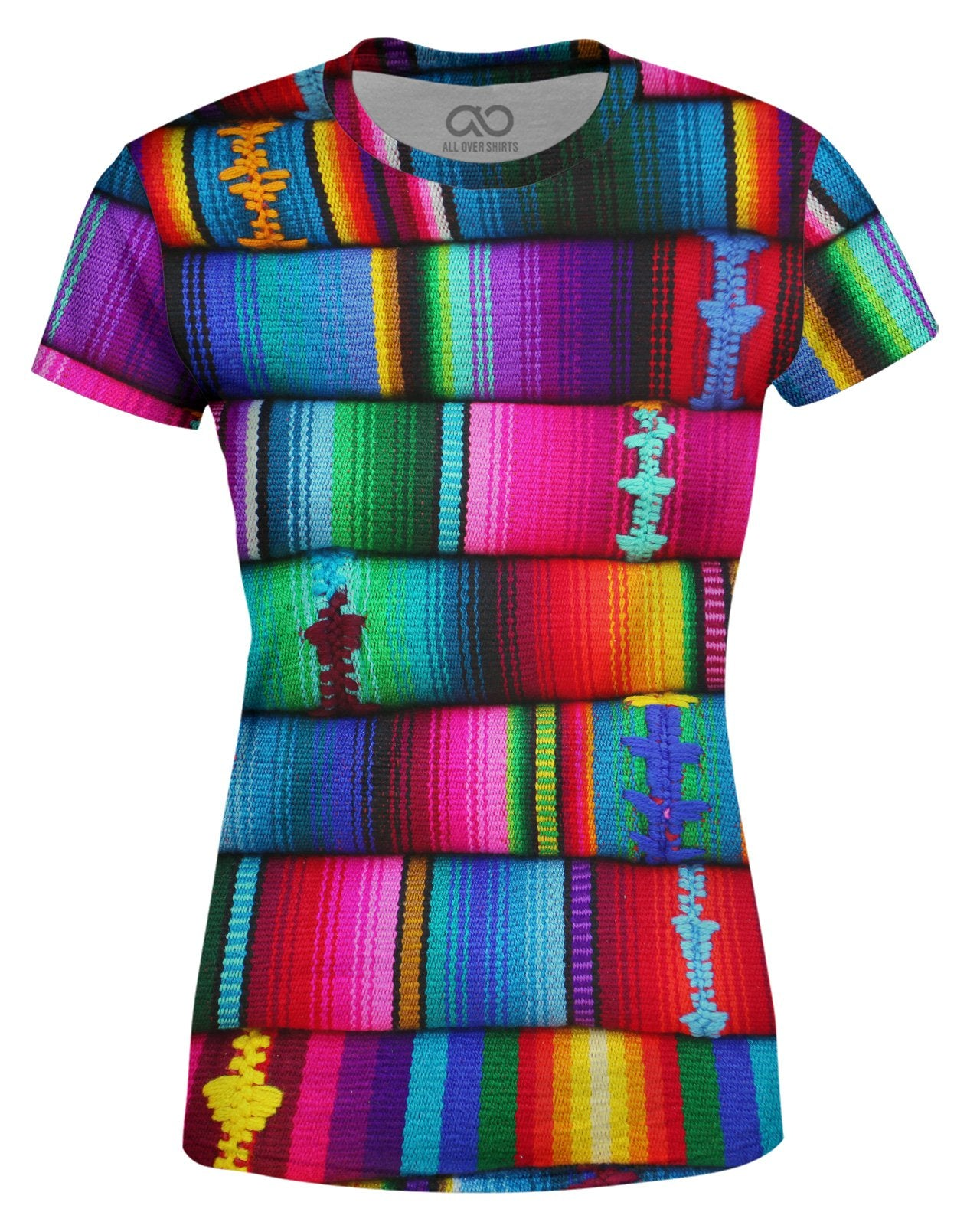 Mexican Blankets Women's T-shirt