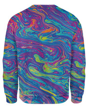Oil Spill 2 Sweatshirt