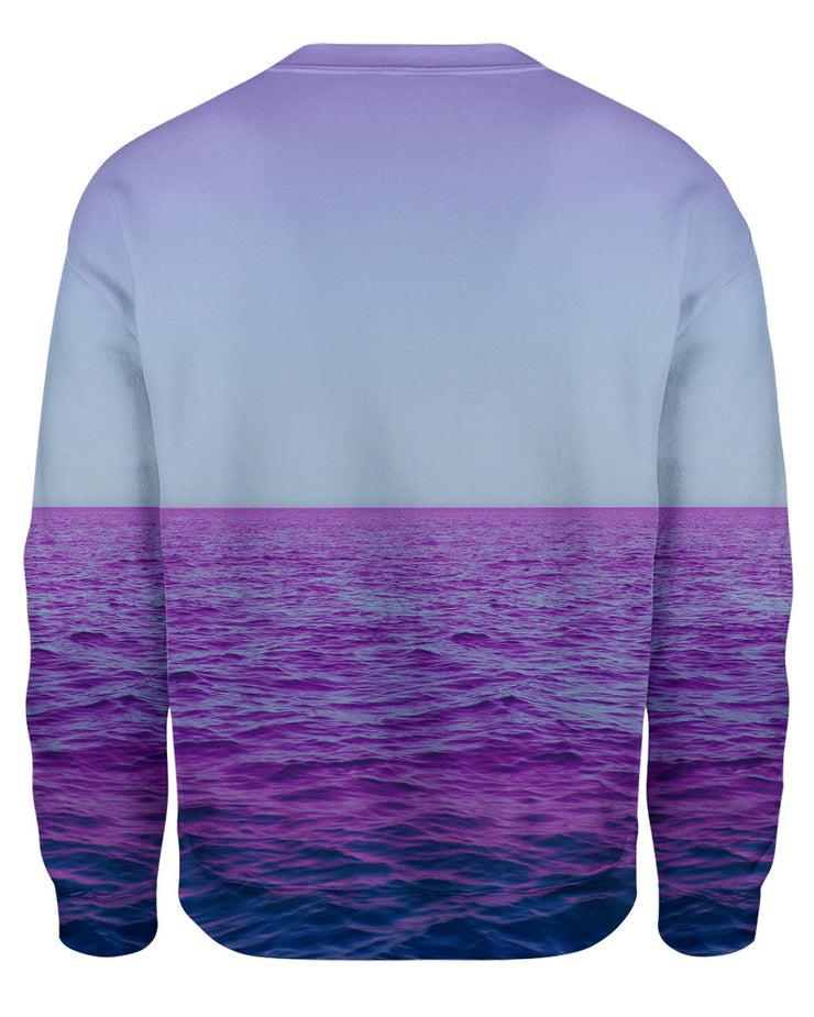 Purple Oceans Women's Sweatshirt