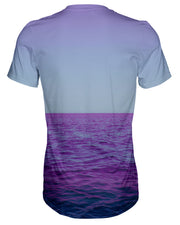 Purple Oceans T-shirt
