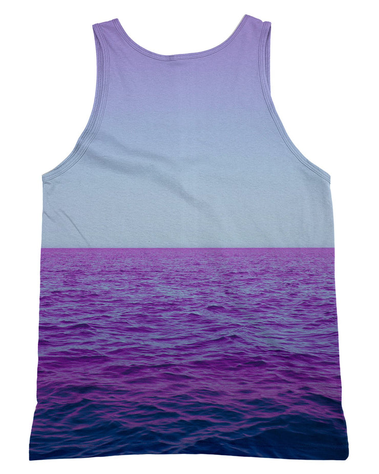 Purple Oceans Tank-Top