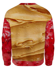 Peanut Butter and Jam Sweatshirt