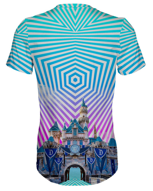 Sleeping Beauty Castle T-shirt