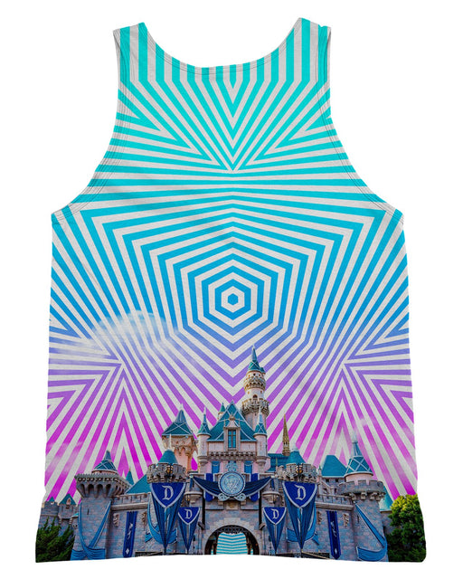 Sleeping Beauty Castle Tank-Top