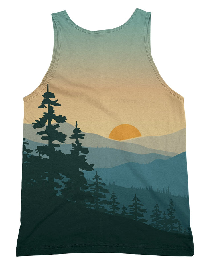 Adventure Sunrise Tank-Top