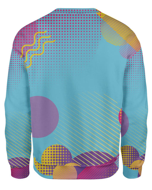 Retro Dojo Circles Sweatshirt