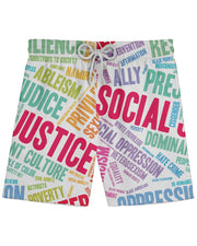 Social Justice Athletic Shorts