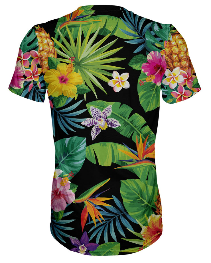 Tropical Pineapples T-shirt
