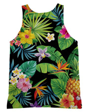 Tropical Pineapples Tank-Top