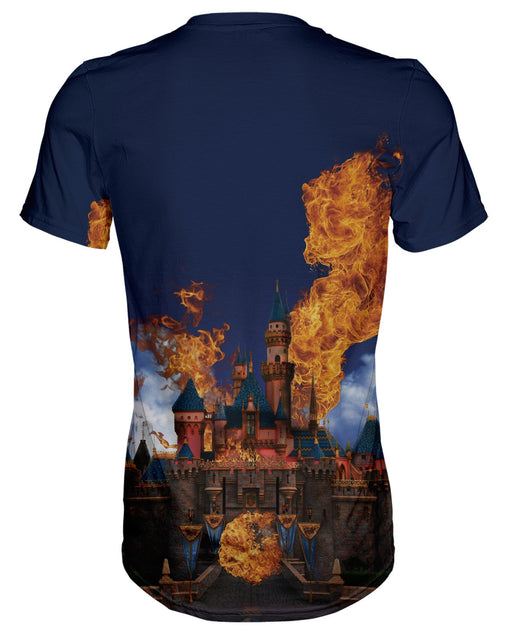 Hottest Place on Earth T-shirt