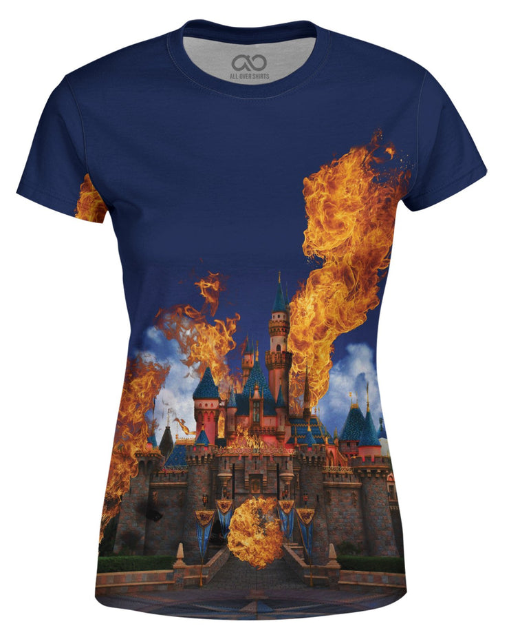 Hottest Place on Earth Women's T-shirt