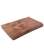The Donald Fluffy Micro Fleece Throw Blanket