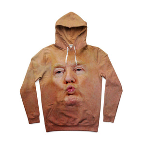 The Donald printed all over in HD on premium fabric. Handmade in California.