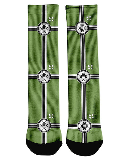 Republic of Kekistan printed all over in HD on premium fabric. Handmade in California