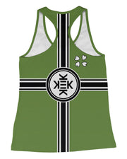 Republic of Kekistan Racerback-Tank