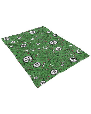 Pepe Forever printed all over in HD on premium fabric. Handmade in California.