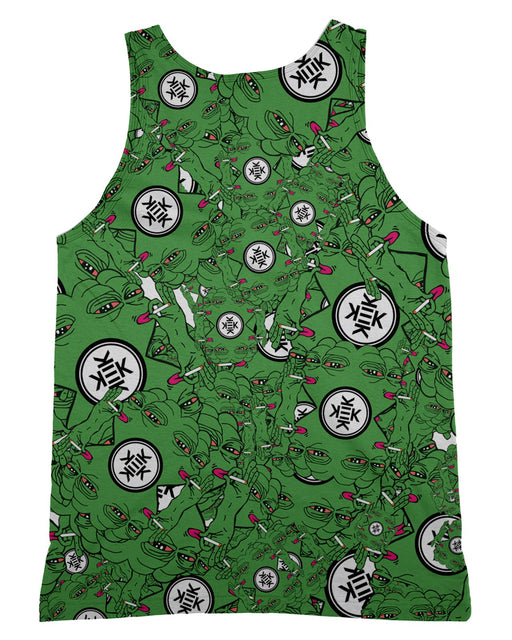 Pepe Forever Tank-Top