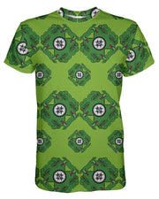 Pepe Smoking Pattern T-shirt