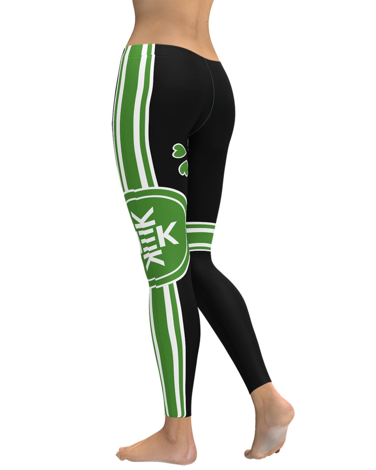 Republic of Kekistan Black Leggings