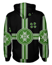Republic of Kekistan Black Pullover Hoodie