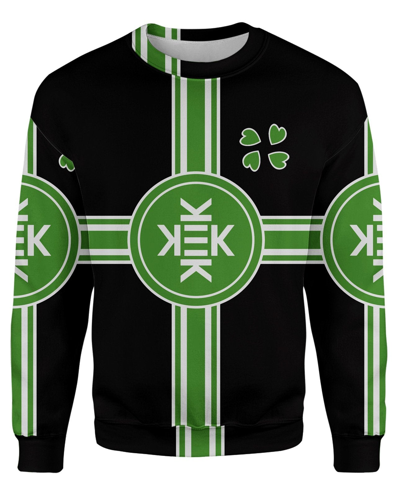 Republic of Kekistan Black Sweatshirt
