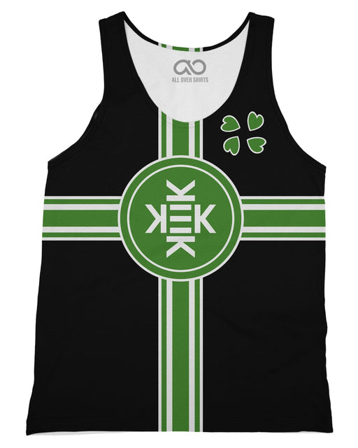 Republic of Kekistan Black Tank-Top