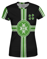 Republic of Kekistan Black Women's T-shirt