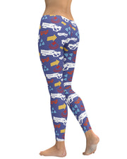 Soldier 76 Pattern Leggings